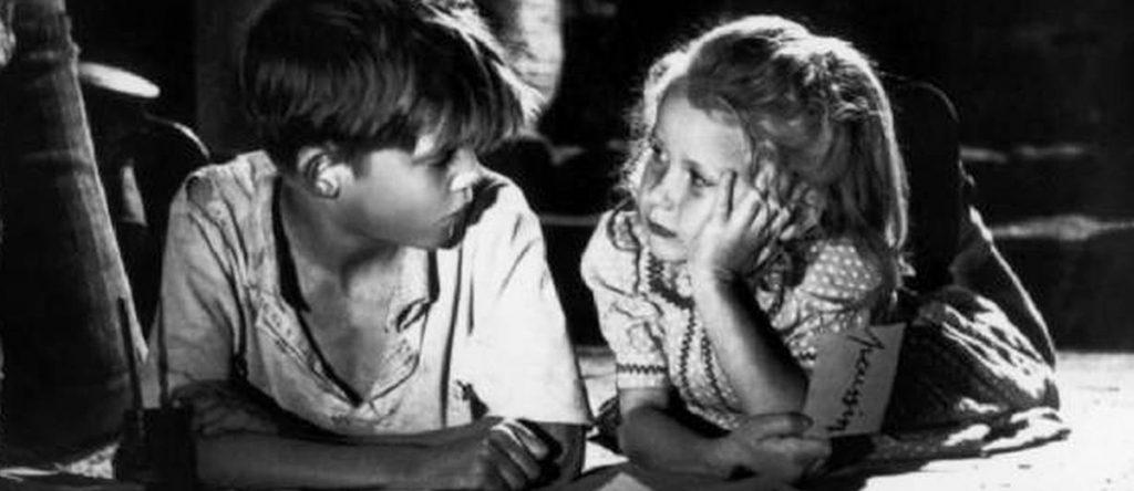 O ENIGMA DA MORTE — Brincadeiras Proibidas (1957)