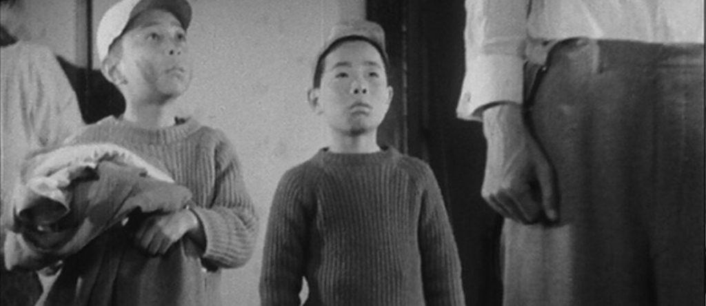 ENTRE O IDEAL E O REAL – Meninos de Tóquio (1932)